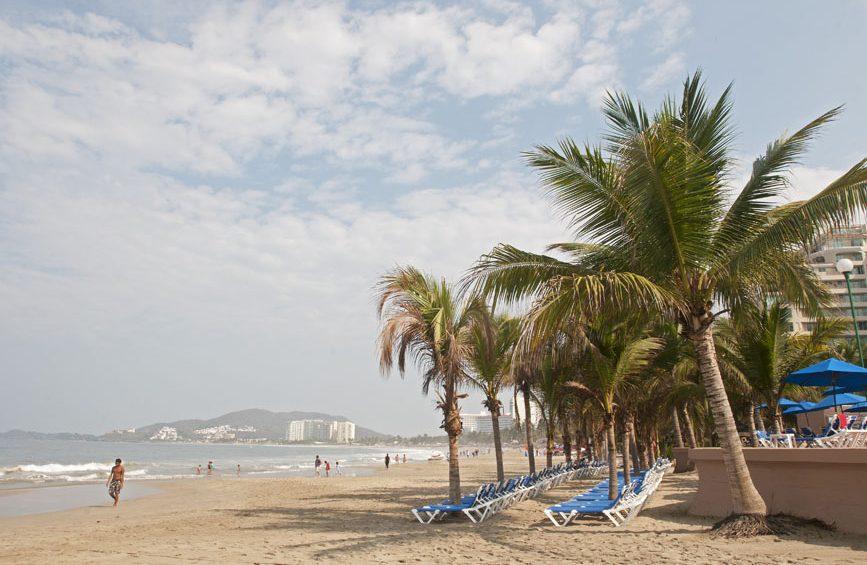 Ixtapa Zihuatanejo playa México